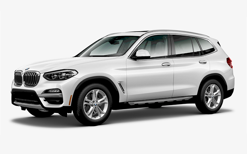 mineral white metallic bmw x3 houston tx