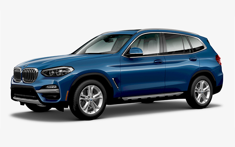 phytonic blue metallic bmw x3 houston tx