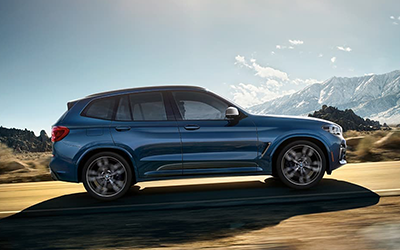 what is 0-60 time of bmw x3 for 2021?