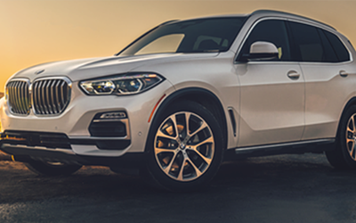colors of the 2021 bmw x5 houston tx