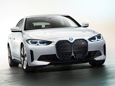 design BMW i4 2022
