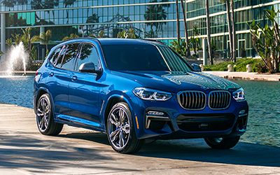 what is the tow capacity of the bmw x3?