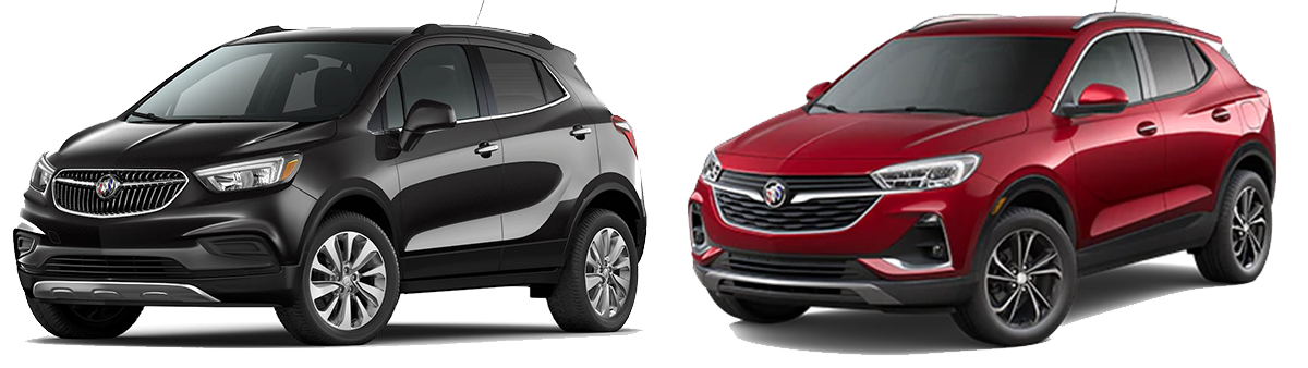 comparison 2020 Buick Encore vs Encore GX Oklahoma City OK