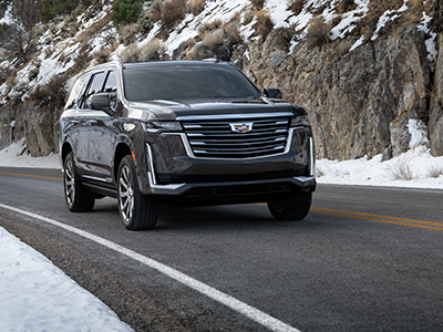 what is the escalade ground clearance?