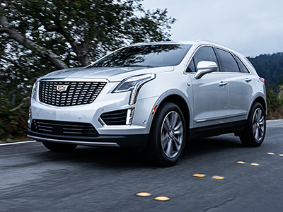 What Is The Weight of the XT5?