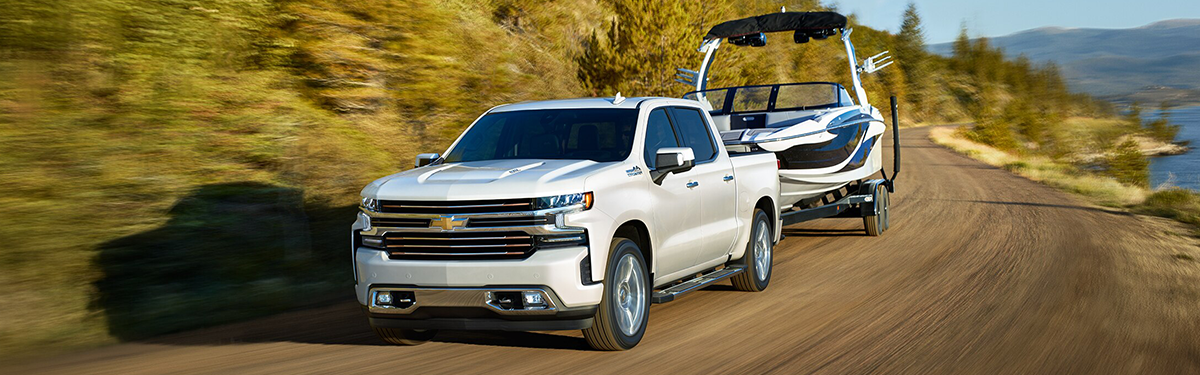 review Chevy Silverado Trailering Camera Lubbock TX