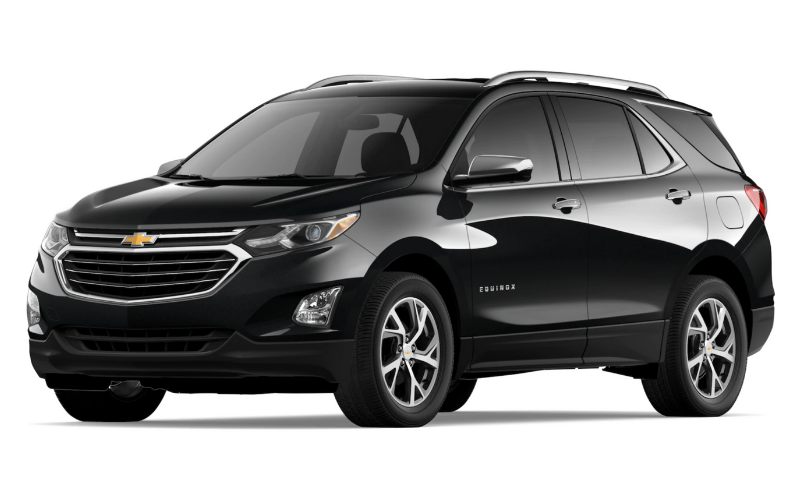 chevrolet equinox mosaic black metallic