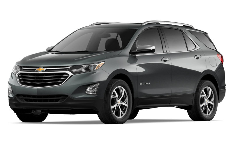 chevrolet equinox nightfall gray metallic