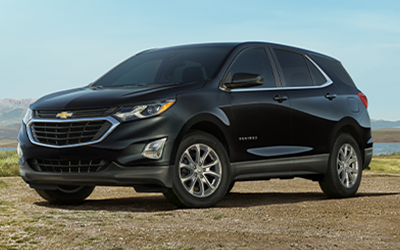 what are the 2021 engine specs of the chevrolet equinox?