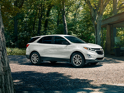 What is the Top Speed of the Equinox?