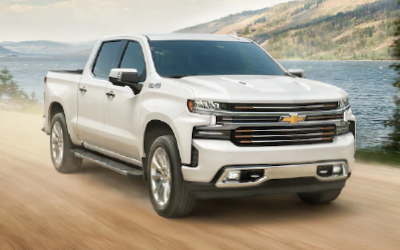 what is 0-60 time of chevrolet silverado for 2021?