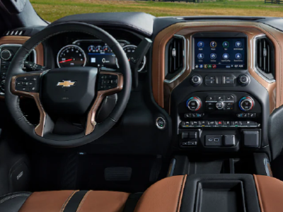 What is the Top Speed of the Silverado?