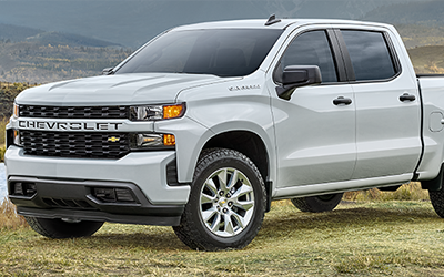 colors of the 2021 chevrolet silverado san antonio tx