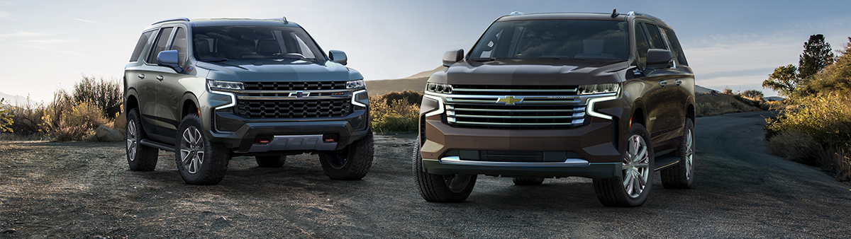 new 2021 Chevy Tahoe Sugar Land TX review features specs