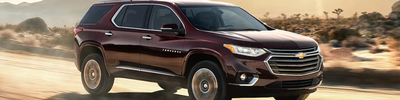 specs for 2021 chevrolet traverse engine
