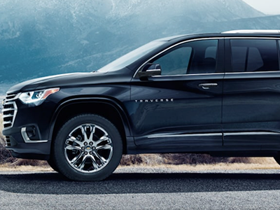 What is the Chevy Traverse Horsepower?