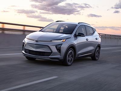 2022 Chevrolet Bolt EUV performance