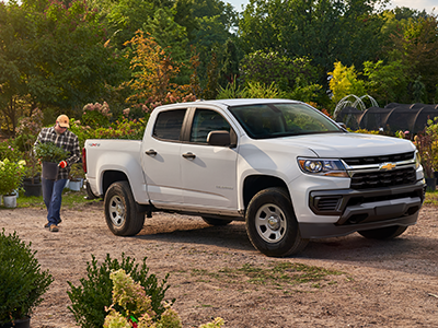 Chevy Colorado Vehicle Weight
