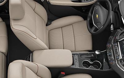 chevy impala seating capacity