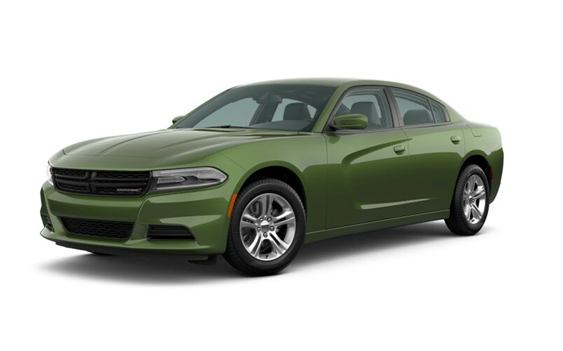 dodge charger f8 green