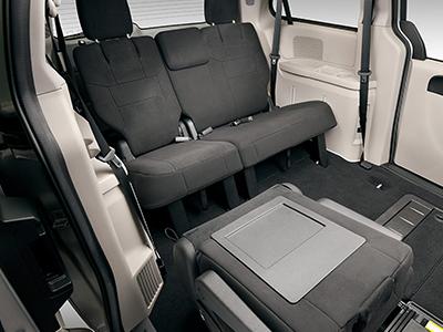 interior & exterior dimensions of the caravan