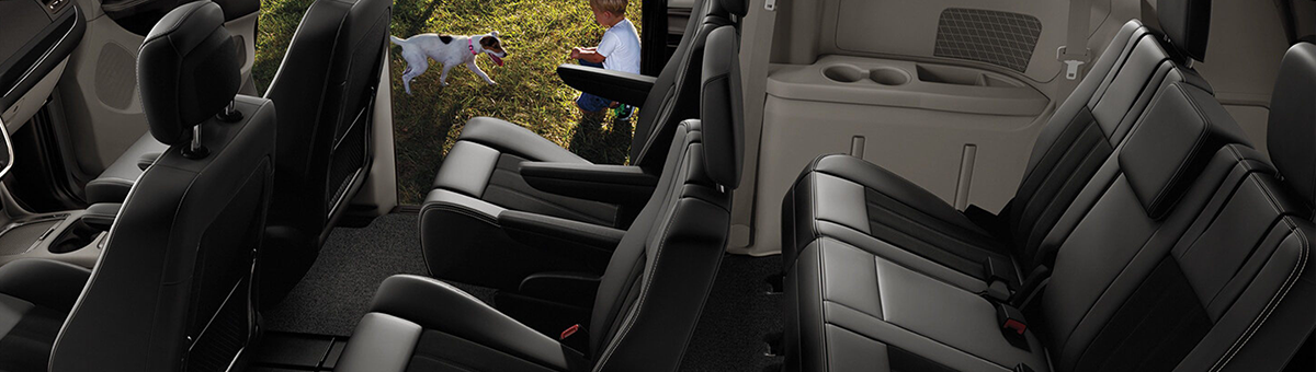 2018 dodge grand caravan gt interior dimensions The Dodge Caravan: Cargo Space, Trims & Seating [Images]