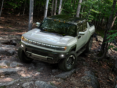 performance 2021 gmc hummer ev