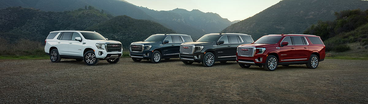 gmc yukon exterior colors for 2021