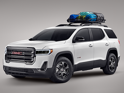 How Much Does the GMC Acadia Weigh?
