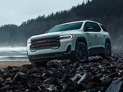 What Is The GMC Acadia Ground Clearance?
