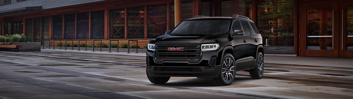 tow capacity of the gmc acadia