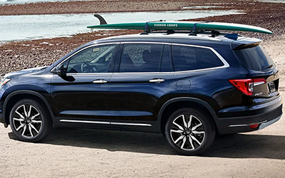 what are the 2021 engine specs of the honda pilot?