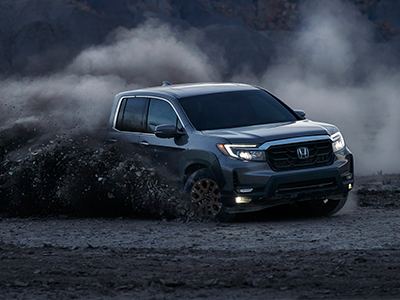 performance 2021 honda ridgeline