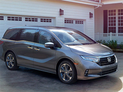 What is the Honda Odyssey 0-60 Time?