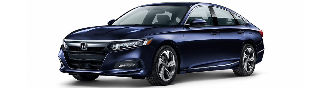 Honda Accord Trims Capacity Cargo Seating