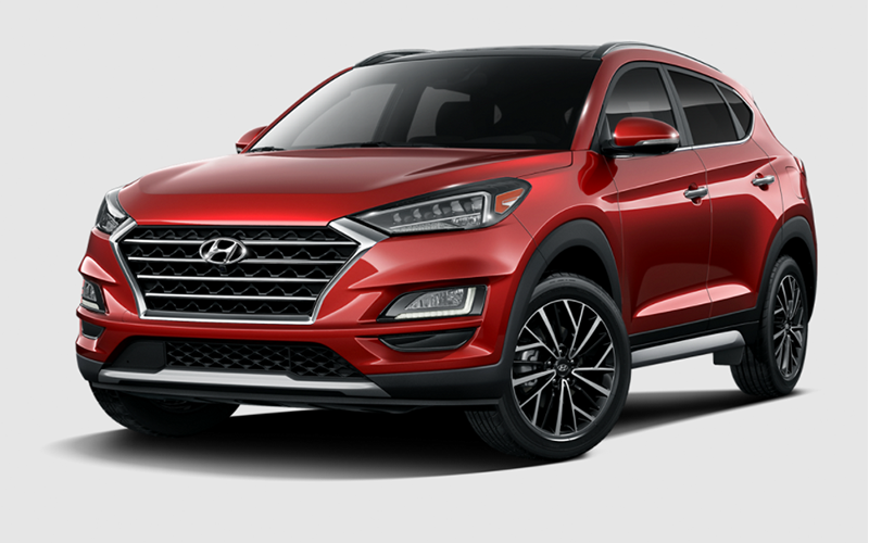 red crimson hyundai tucson oklahoma city ok