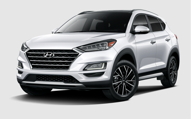 white cream hyundai tucson oklahoma city ok