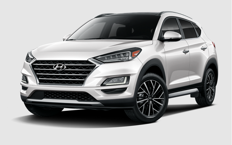 winter white hyundai tucson oklahoma city ok