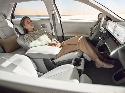design Hyundai IONIQ 5 2022
