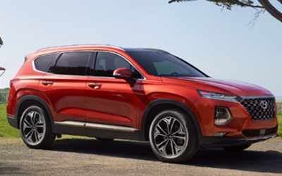 overview: hyundai santa fe towing capacity