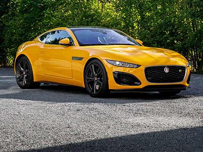 Jaguar F-TYPE 2022 design