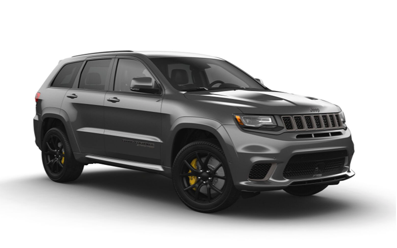 sting-gray jeep grand cherokee tulsa ok
