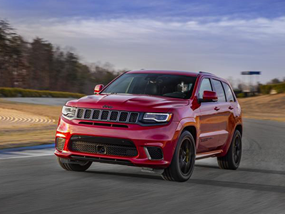 performance of the jeep grand cherokee