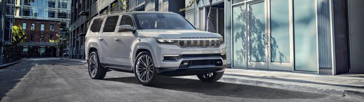 2021 Jeep Wagoneer Sugar Land TX For Sale