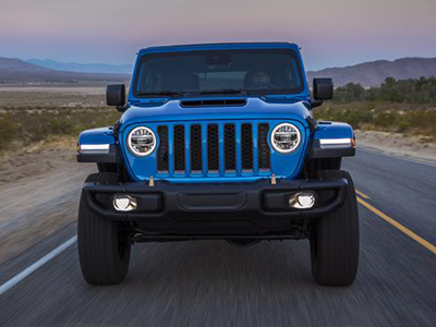wrangler rubicon 392design highlights