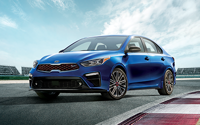 paint colors of the 2021 kia forte kansas city ks