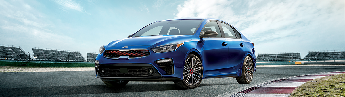 paint colors of the 2021 kia forte