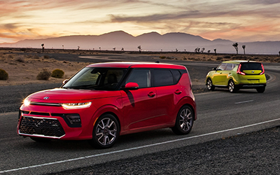 exterior colors of the kia soul for 2021 houston tx