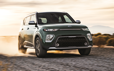 what is the kia soul top speed for 2021?