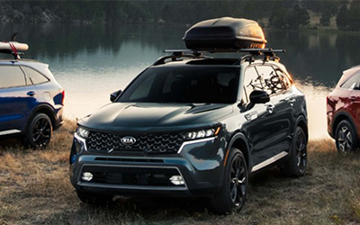 what is the max tow weight of the kia sorento?